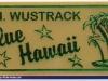 Blue Hawaii - Wustrack