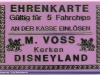 Disneyland - Voss