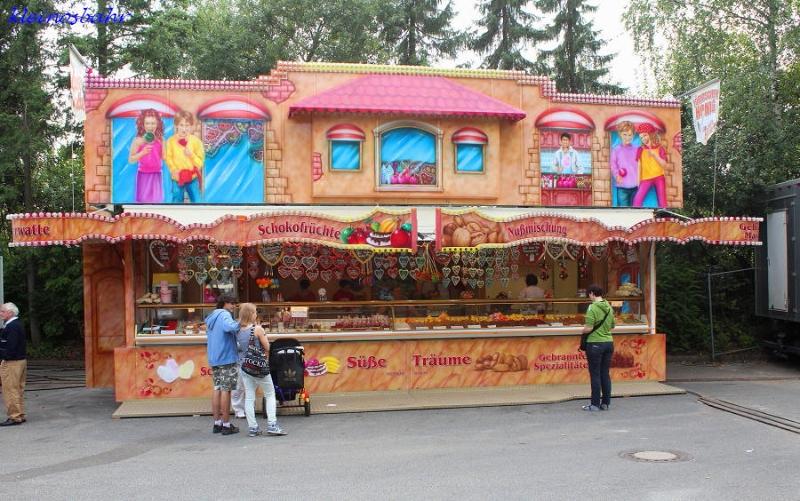 Halstenbek Schutzenfest 2012 Jahrmarkt Nord