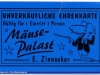 Mäuse Palast - Zinnecker