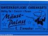 Mäuse Palast - Zinnecker