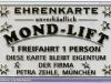 Mondlift - Zehle