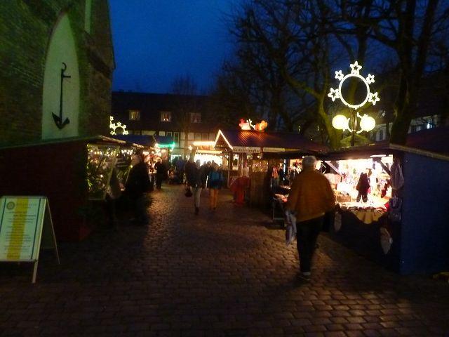 Eckernförde Weihnachtsmarkt