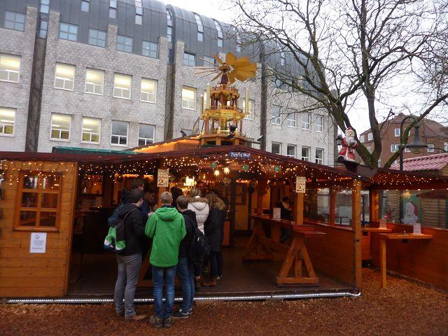 Weihnachtsmarkt Schleswig