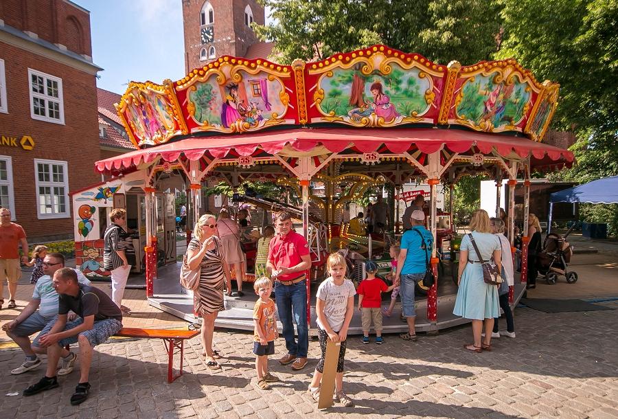Stadtfest Parchim